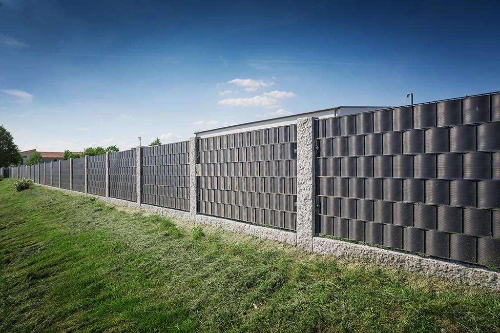 Sichtschutz-Doppelstabmatten aus Polen von JANMET