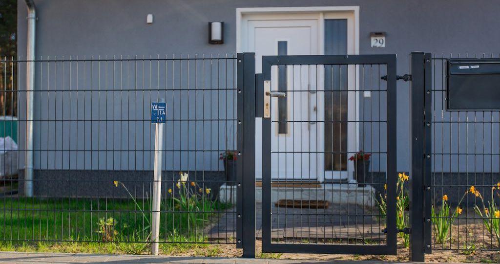 Gründe für einen Stabmattenzaun aus Polen