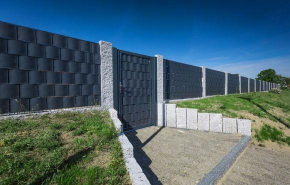 Projekt 10: Sichtschutzzaun bei EDEKA Center Nowak