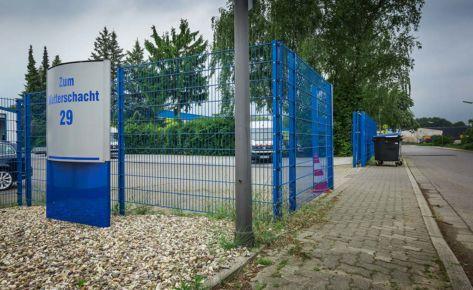 Projekt 15: Doppelstabmatten bei SLT Verkehrstechnik GmbH